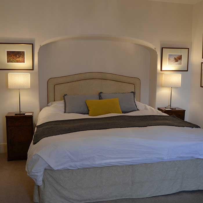 Double bedroom, manorbier